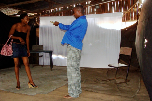 A performance of Tawonga Nkhonjera's Malawi Kwacha stirs up new attitudes towards sexuality.